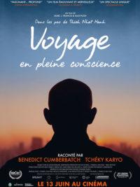 Voyage en pleine conscience, Sortie le 13 juin au cinéma