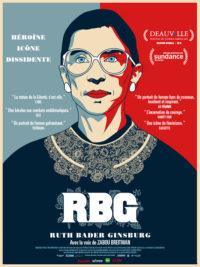 RBG – sortie le 10 Octobre au cinéma