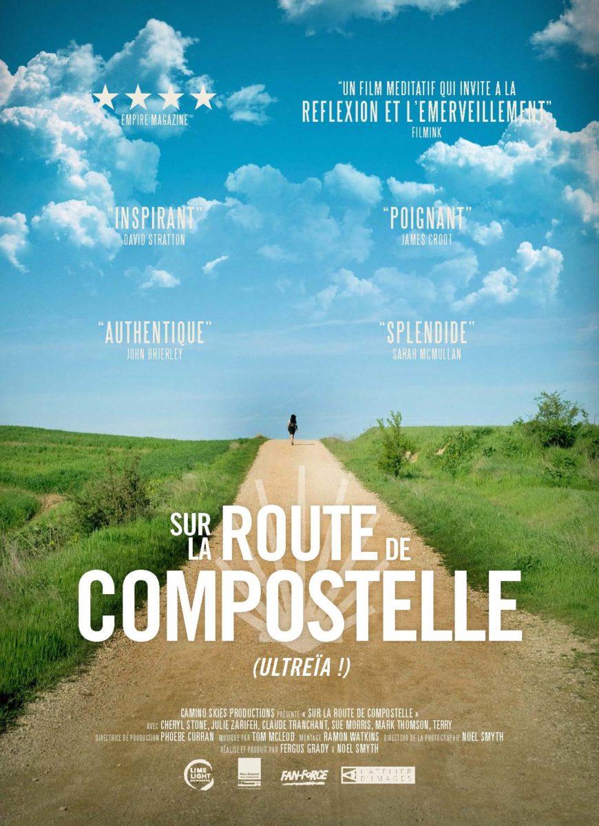 AffiaAffiche du film Sur la route de Compostelleche du film Sur la route de compostelle