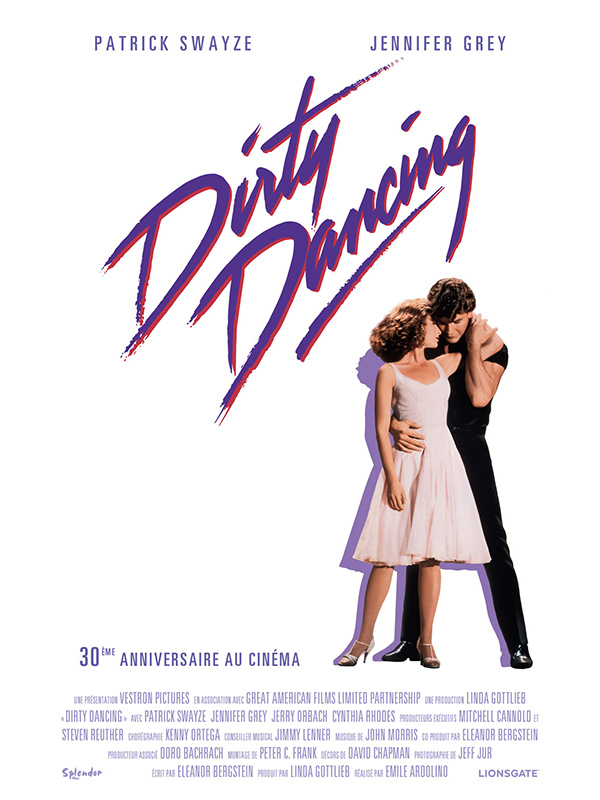 Affiche de Dirty Dancing