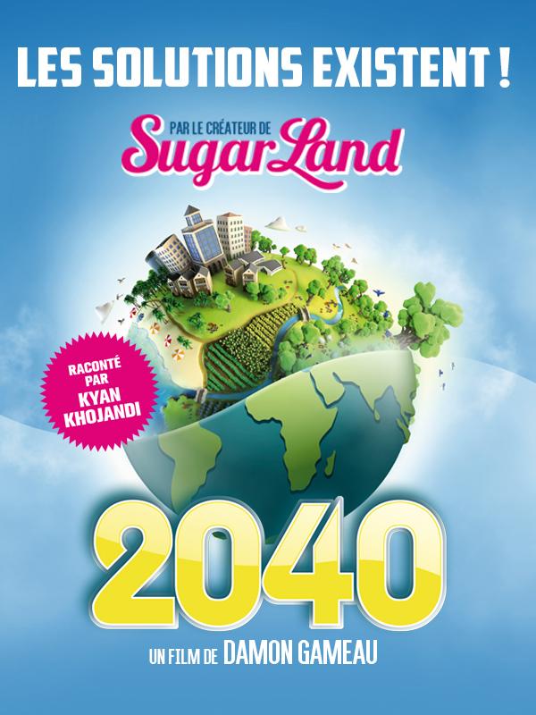 Affiche du film 2040